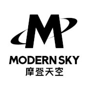 Modern Sky UK logo